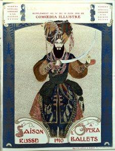 Saison Russe 1910